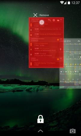 Widget tutorial part 2 - How to add lockscreen widgets on