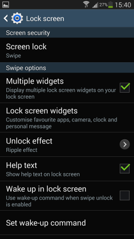 Widget tutorial part 2 - How to add lockscreen widgets on