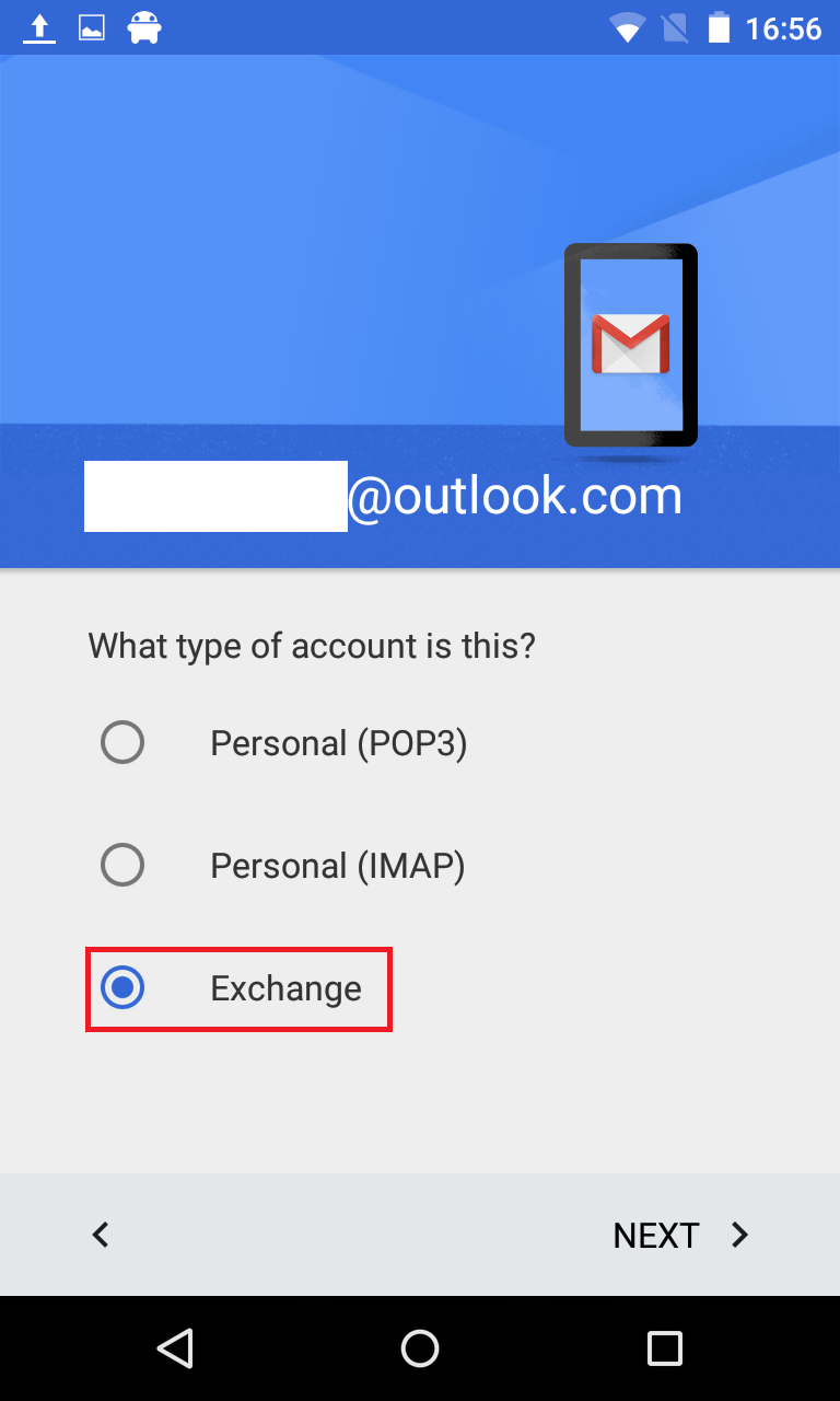 How do I get my calendars from my Exchange or Outlook com